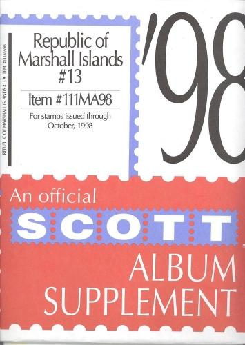 Marshall Islands Supplement # 13