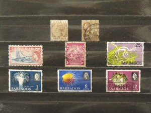 5431   Barbados   Used # 65,116,199A,239,267,273,274,405    CV$ 10.00