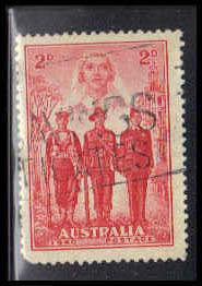 Australia Used Fine ZA4204