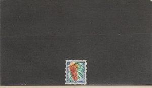COMORO ISLANDS *45 MNH 2014 SCOTT CATALOGUE VALUE $5.50