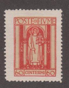 Fiume 179 St, Vitus 1923