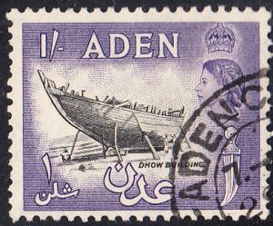 Aden #55A Used