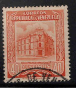 Venezuela  Scott 667 Used  stamp