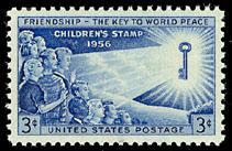 1085 Children's Issue F-VF MNH single