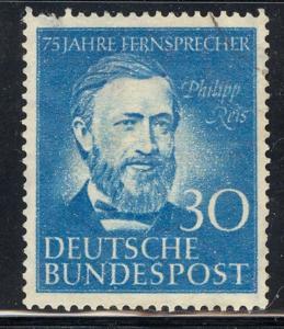 GERMANY 693 used
