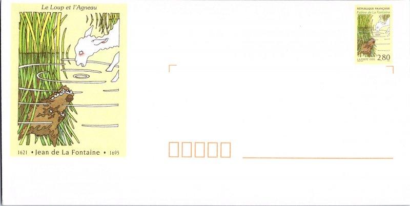 France, Postal Stationary