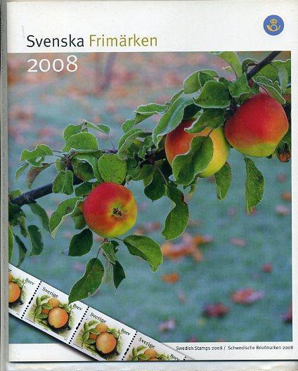 Sweeden 2008 Year Set