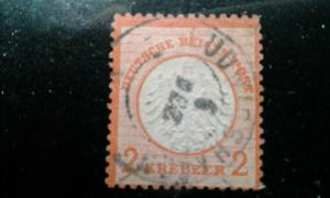 Germany #8a used e194.4155