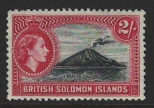 Solomon Islands Sc#101 MNH
