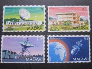 Malawi 1981 Sc 382-385 set MNH