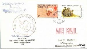 1990 British Antarctic Territory 157