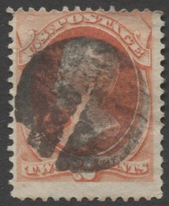 STAMP STATION PERTH US  #178 Used