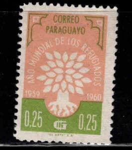 Paraguay Scott 560 Used stamp