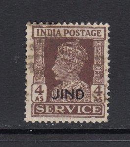 India (Jind), Sc O70 (SG O81), used