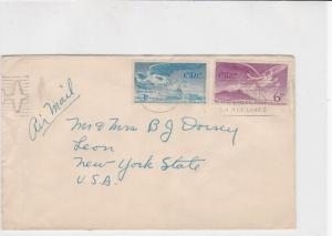 eire ireland 1950 stamps cover ref 19508