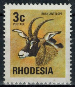 Rhodesia - Scott 330