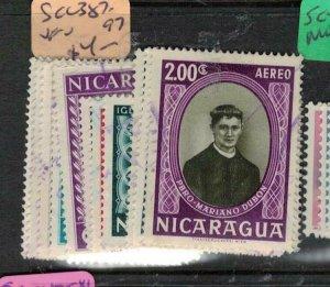 Nicaragua SC C387-97 VFU (9euh)