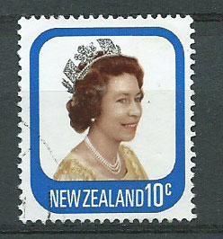 New Zealand SG 1094a VFU