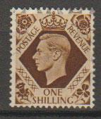 GB George VI  SG 475 Used