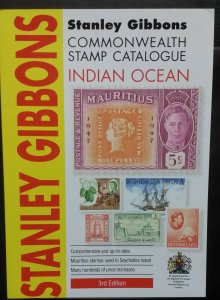 Stanley Gibbons Commonwealth Stamp Catalogue 2016 Indian Ocean 3rd Edition