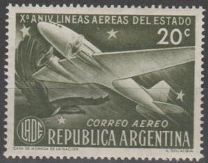 Argentina #C59  MNH F-VF (SU393)