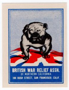 (I.B) US Cinderella : British War Relief Association (1941)