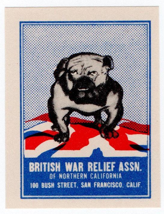 (I.B) US Cinderella : British War Relief Association (1941)