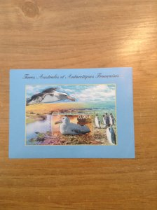 French Southern & Antarctic Territory Sc 374 NH