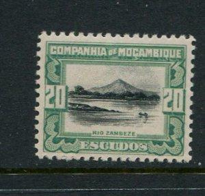 Mozambique Company #161 Mint