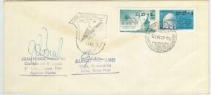 78987b - CHILE - Postal History - COVER from ANTARCTIC BASE: Copernicus 1977