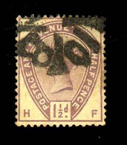 GB #99 Used F-VF Cat $ 40