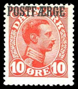 DENMARK Q3  Mint (ID # 80338)