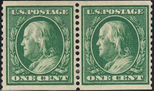 U.S. 387 VF NH (41619)