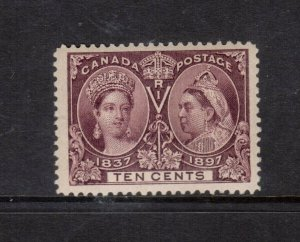 Canada #57 Very Fine Never Hinged **With Certificate**
