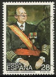 Spain 1993 Scott# 2724 Used