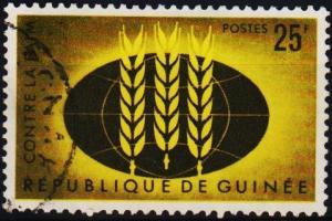 Guinea. 1963 25f. S.G.382 Fine Used