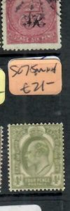 CAPE OF GOOD HOPE  (PP2208B)   KE  4D   SG 75     MNH