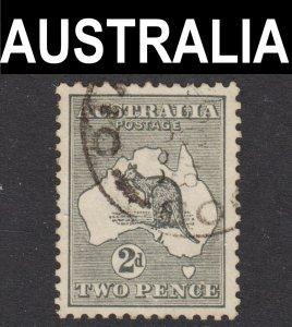 Australia Scott 45 wtmk 10 VF to XF used.