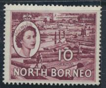 North Borneo SG 378 SC# 267 MH   see details
