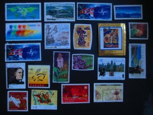 Canada Commems Lot Used #2 - I Combine Shipping (3BD5)