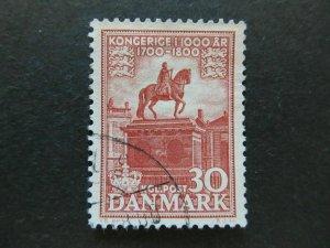 A4P59F25 Denmark 1953-56 30o used