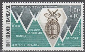 France #B478 MNH F-VF  (SU4084)