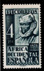 Spanish West Africa Scott 1 MNH** stamp