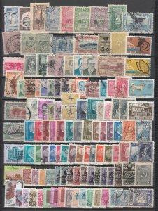 Turkey - small stamp lot
