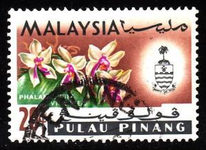Malaya - Penang 73 - used