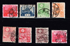 JAPAN STAMP OLD USED STAMPS COLLECTION LOT #3
