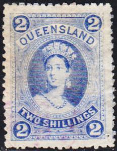 Australia - Queensland #74 Used