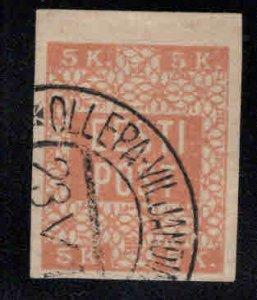 Estonia Scott 1 Used
