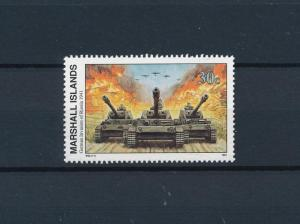 [80948] Marshall Islands 1991 Second World war Germand invasion of Russia MNH