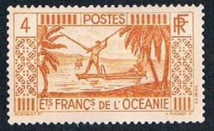 French Polynesia 83 MLH Spear Fishing (BP4611)